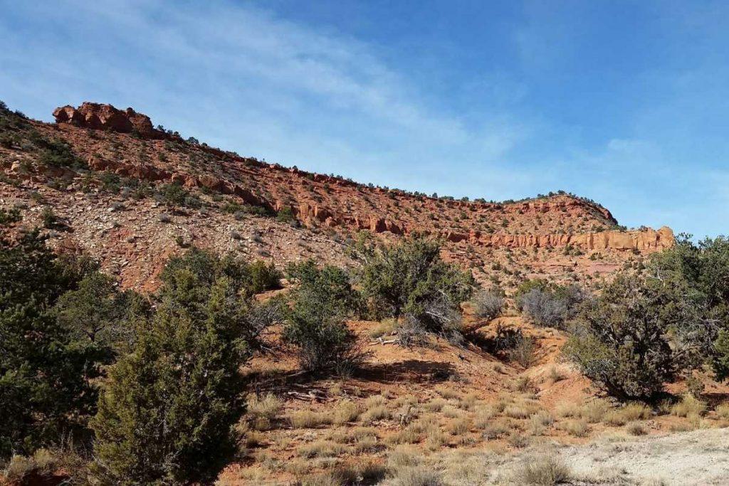 kanab utah hiking trails