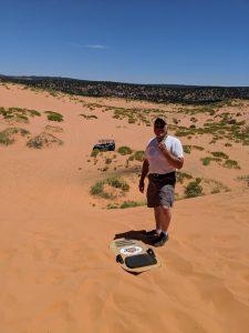 sand dune tour
