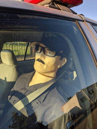 Latext Larry dummy police kanab utah