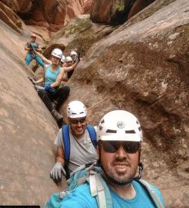 mountaineering, kanab Ut