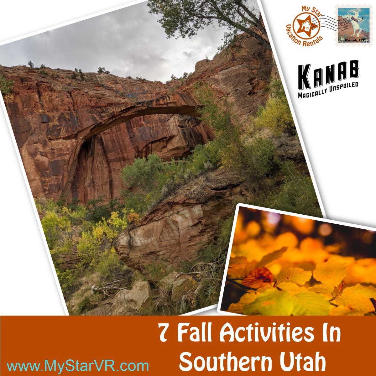 7 Fall activities