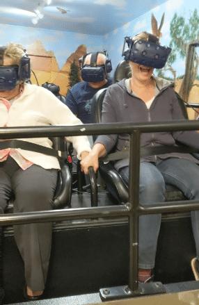 Virtual ride in Kanab Utah