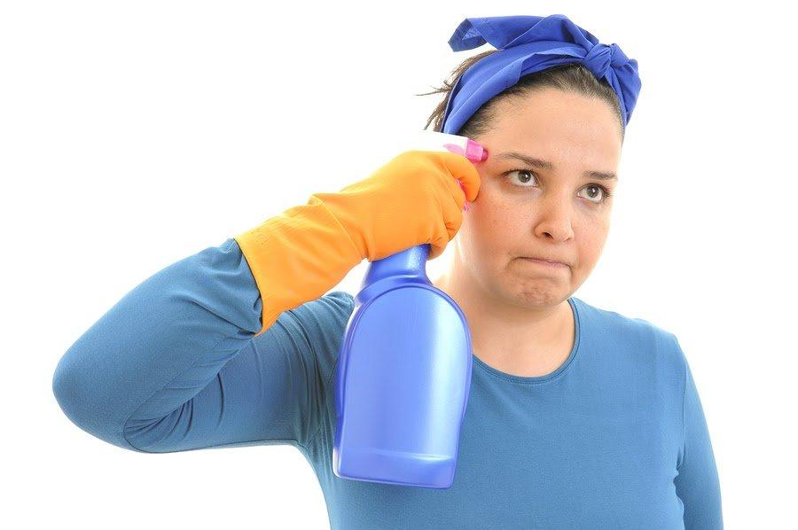 disinfecting cleaner