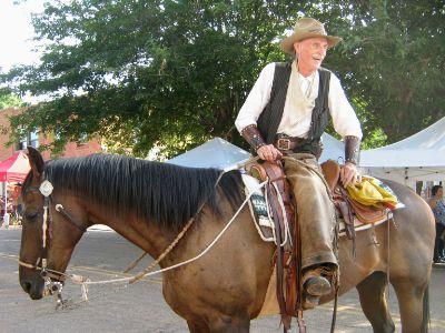 Western Legends Kanab Utah horseman