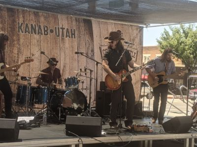 Country battle of the bands, Western Legends Kanab Utah